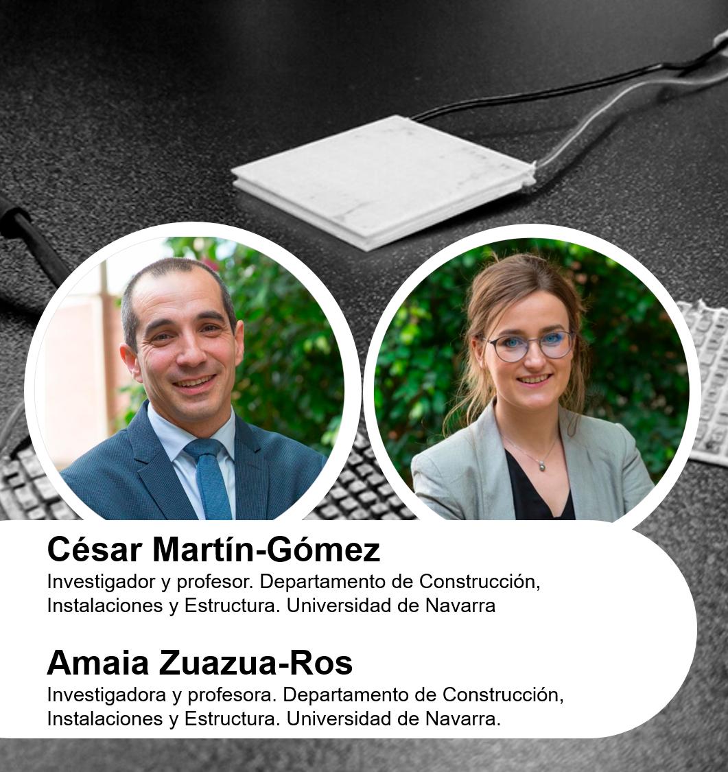 Sobre el uso de la termoelectricidad para calefacción y refrigeración en edificios* por César Martín-Gómez y Amaia Zuazua-Ros