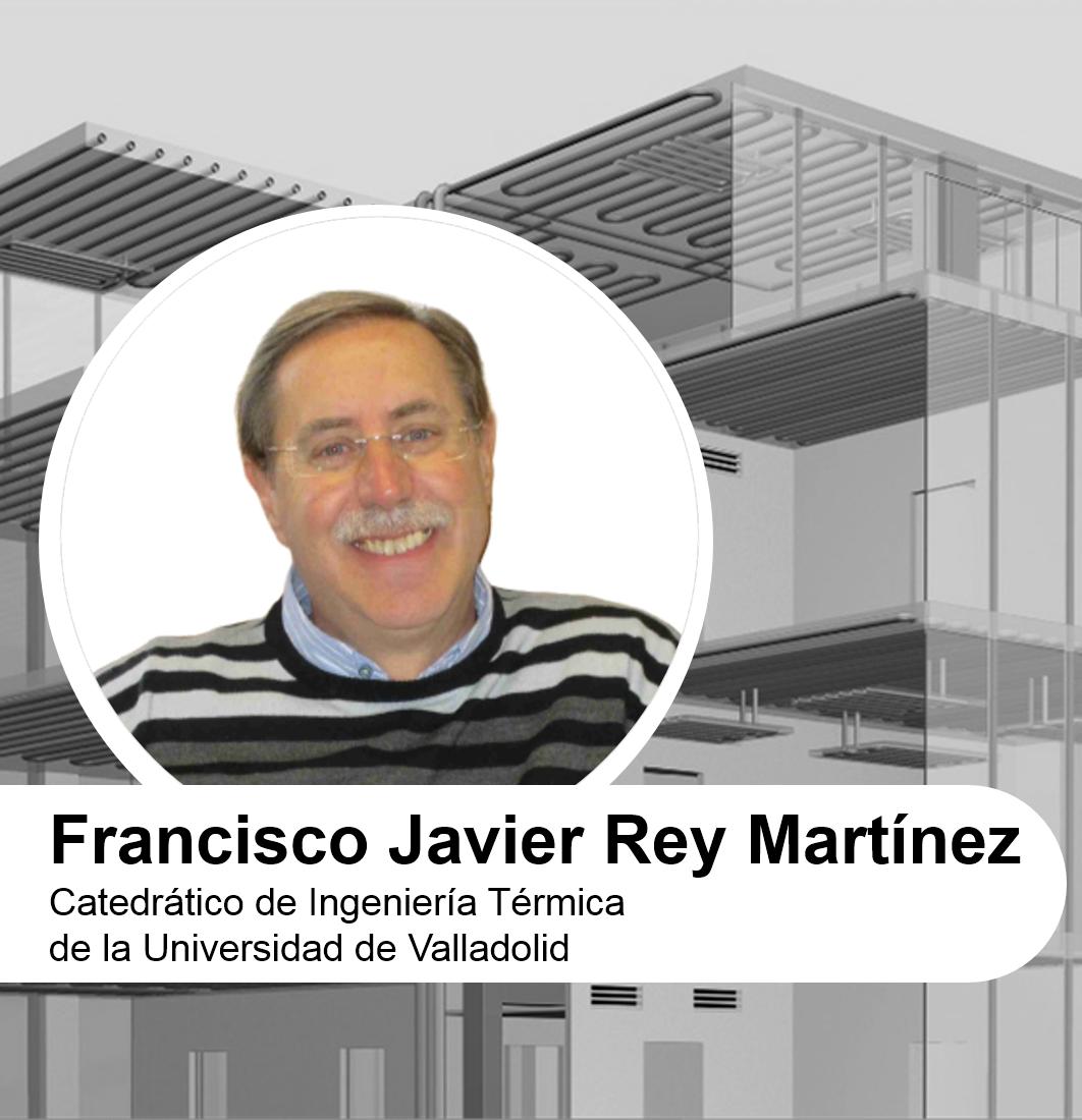 Sistemas de climatización radiante en edificios por Francisco Javier Rey Martínez