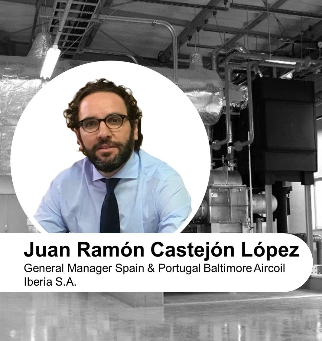 La importancia del Mantenimiento en los equipos de Enfriamiento Evaporativo por Juan Ramón Castejón López