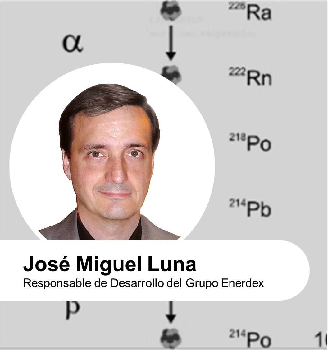 El radón, una amenaza invisible por José Miguel Luna