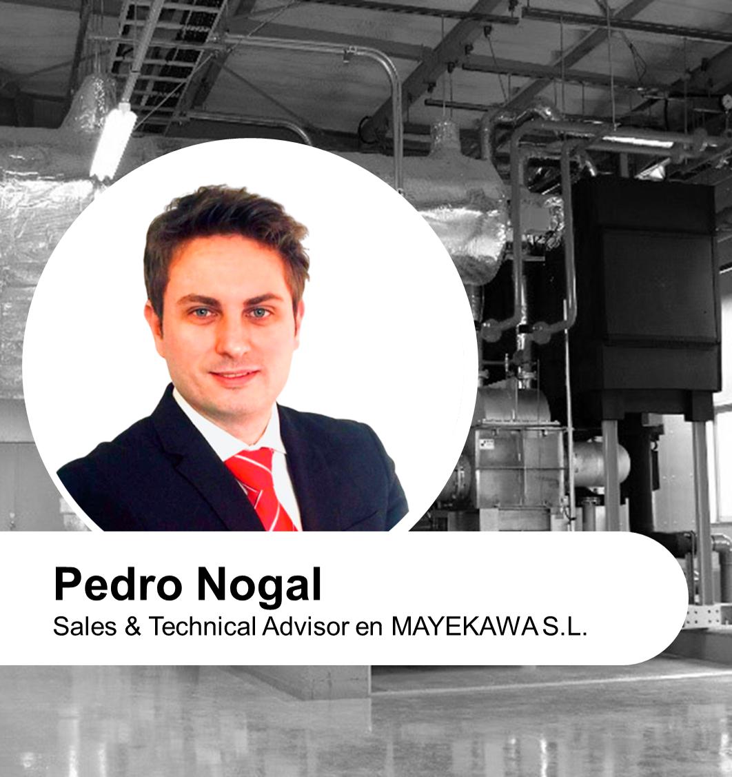 Principios del sistema de refrigeración PASCAL AIR por Pedro Nogal