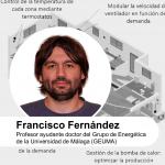 Reducción de potencia instalada en aerotermia con sistema de zonificación por Francisco Fernández