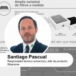 Sistemas de Ventilación residenciales y la Salud por Santiago Pascual