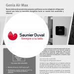 Instalaciones de Climatización, SARS CoV 2 y calidad de aire. Propuesta Saunier Duval