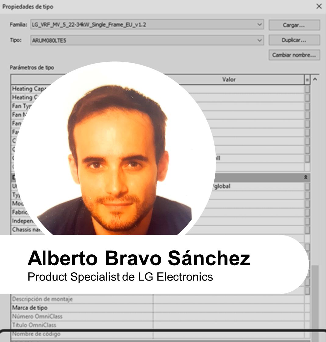 BIM y fabricantes de equipos HVAC por Alberto Bravo Sánchez