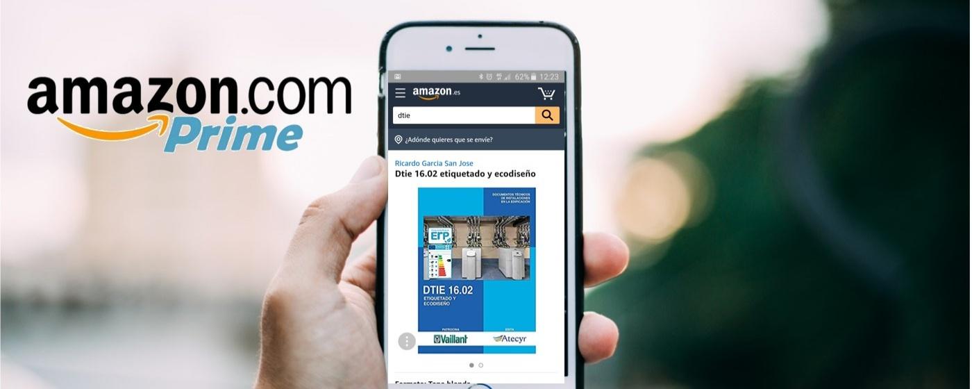 Todas las DTIE disponibles en Amazon