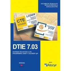 DTIE 7.03 ENTRADA DE DATOS...