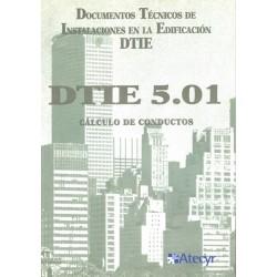 DTIE 5.01 CÁLCULO DE CONDUCTOS